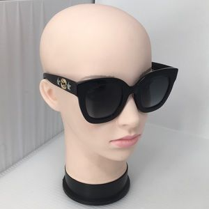 b3d4187c8 Gucci Accessories | Round Frame Acetate Sunglasses With Stars | Poshmark